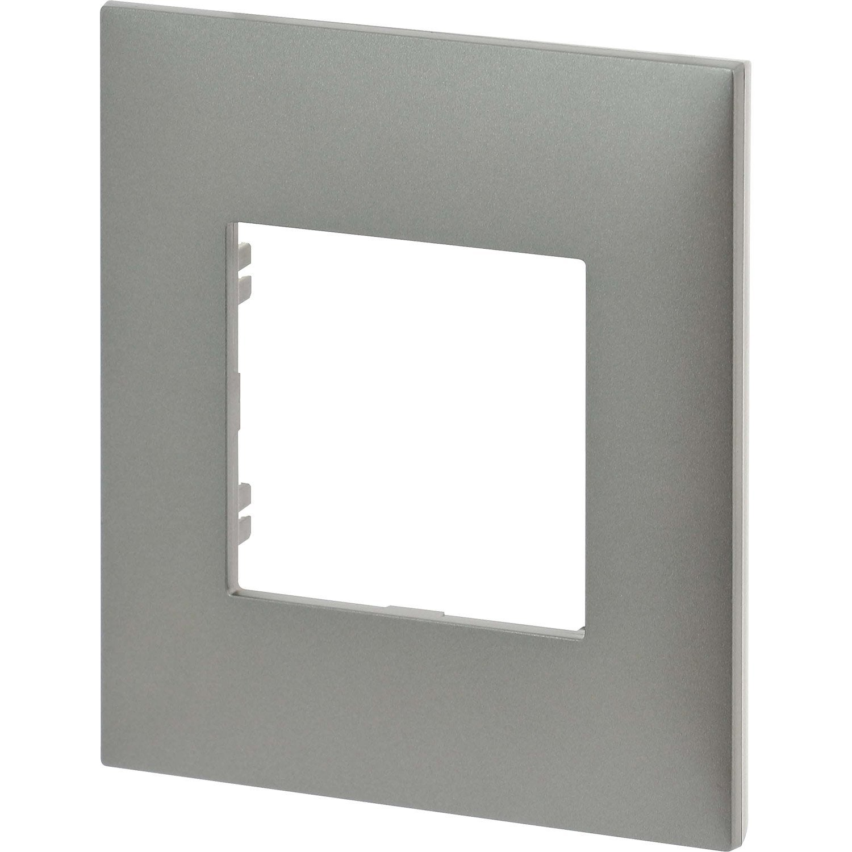 Plaque simple espace volution arnould magn sium leroy merlin - Leroy merlin espace client ...