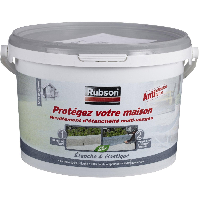 rev tement liquide multi usage rubson gris 5 kg leroy merlin. Black Bedroom Furniture Sets. Home Design Ideas