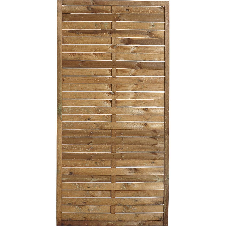 Treillis Bois Pas Cher panneaux arifi durapin piveteau bois, claustras bois
