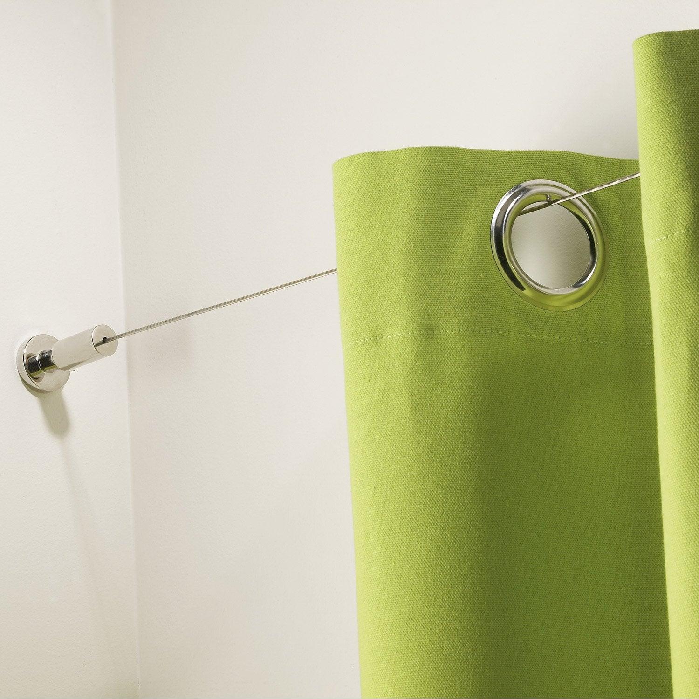 Accessoires rideaux leroy merlin for Accessoires decoration pour rideaux