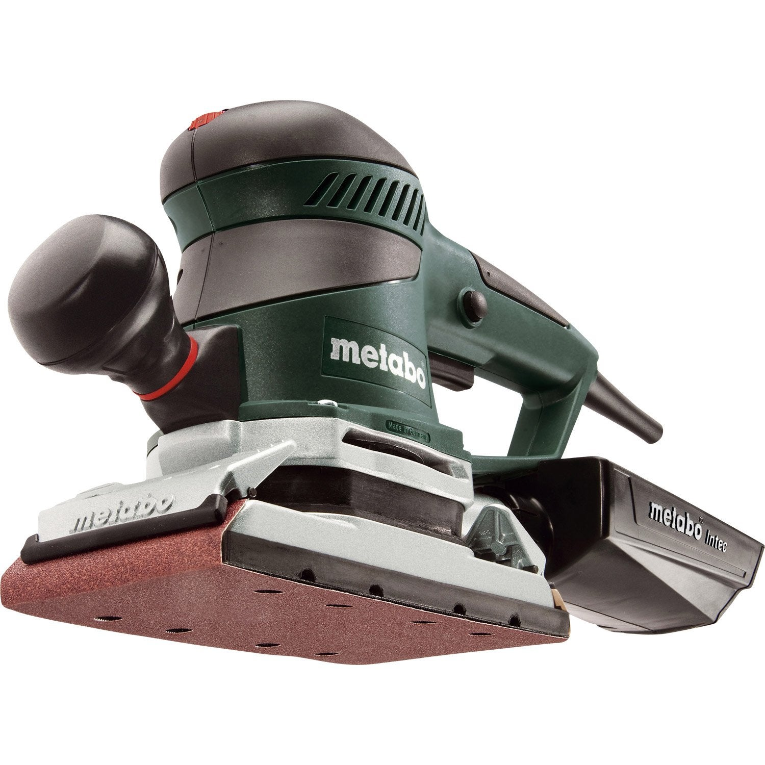 Ponceuse vibrante filaire metabo sre 4350 turbotec 350 w leroy merlin - Pieces detachees metabo ...