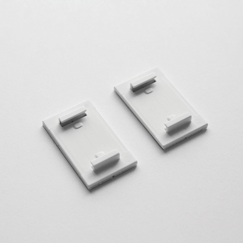 support adh sif blanc pour store enrouleur leroy merlin. Black Bedroom Furniture Sets. Home Design Ideas