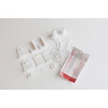 Mécanisme pour store enrouleur clipsable, blanc | Leroy Merlin