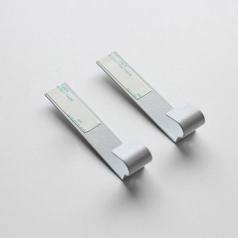 Adaptateur clipsable pour fen tre avec ventilation blanc for Ventilation fenetre