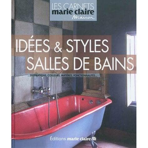 Id es styles salles de bains marie claire leroy merlin for Idee salle de bain leroy merlin