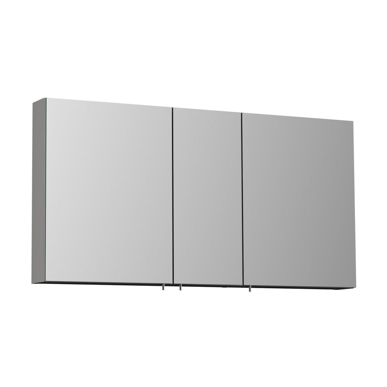 armoire de toilette elea 2 l117xh60xp13 cm leroy merlin. Black Bedroom Furniture Sets. Home Design Ideas
