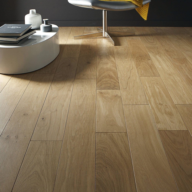 parquet massif ch ne naturel huil xl artens solid. Black Bedroom Furniture Sets. Home Design Ideas