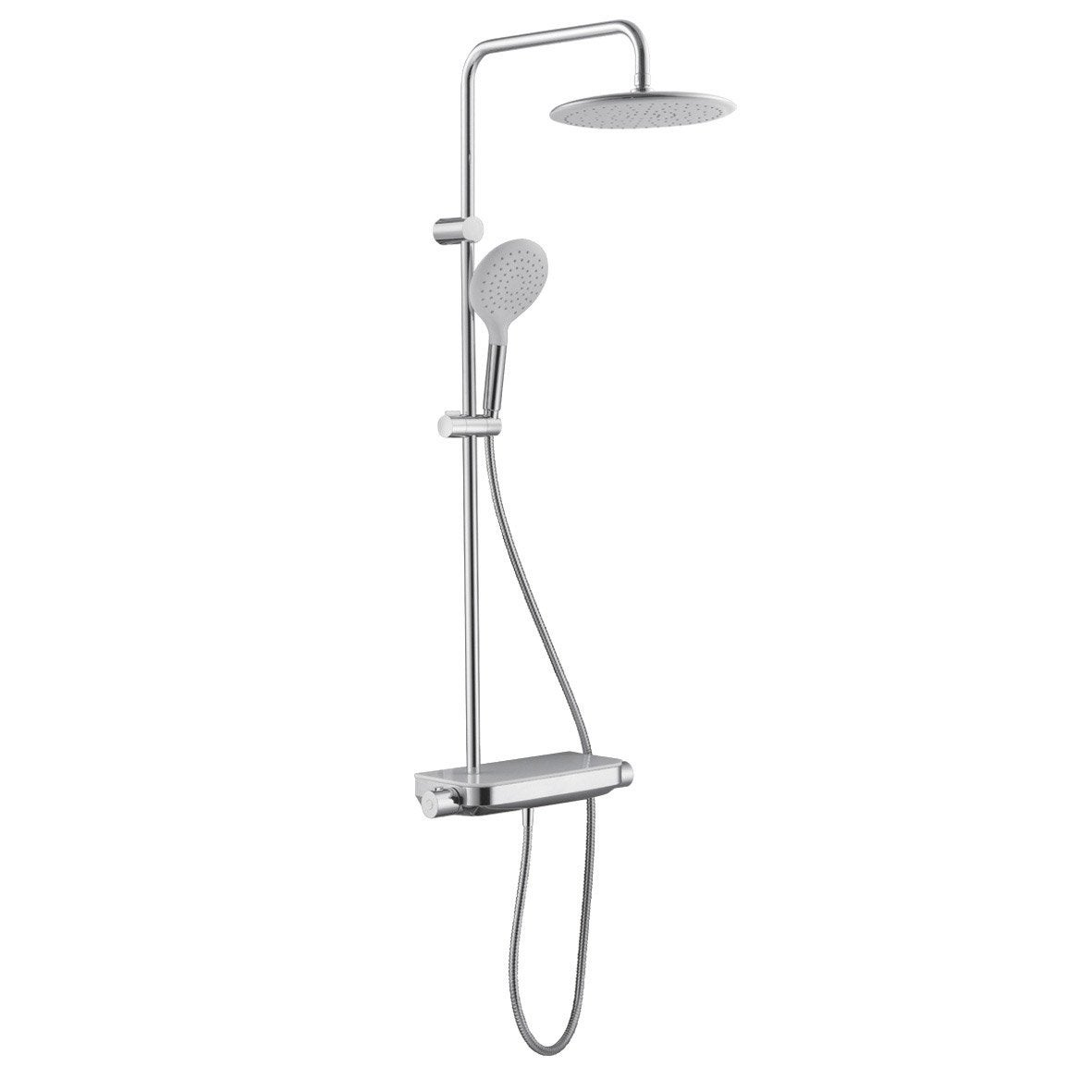 Colonne de douche sensea tabla leroy merlin for Ensemble de douche leroy merlin