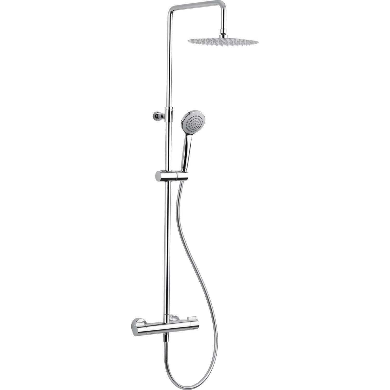 comment choisir sa colonne de douche poser la faence de with comment installer une colonne de. Black Bedroom Furniture Sets. Home Design Ideas