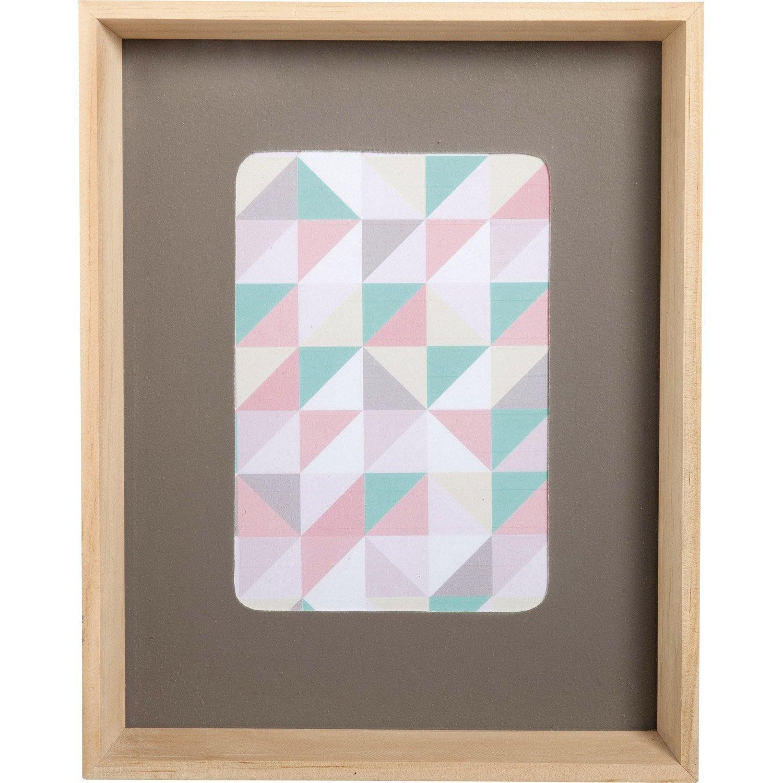cadre en bois leroy merlin id e inspirante pour la conception de la maison. Black Bedroom Furniture Sets. Home Design Ideas