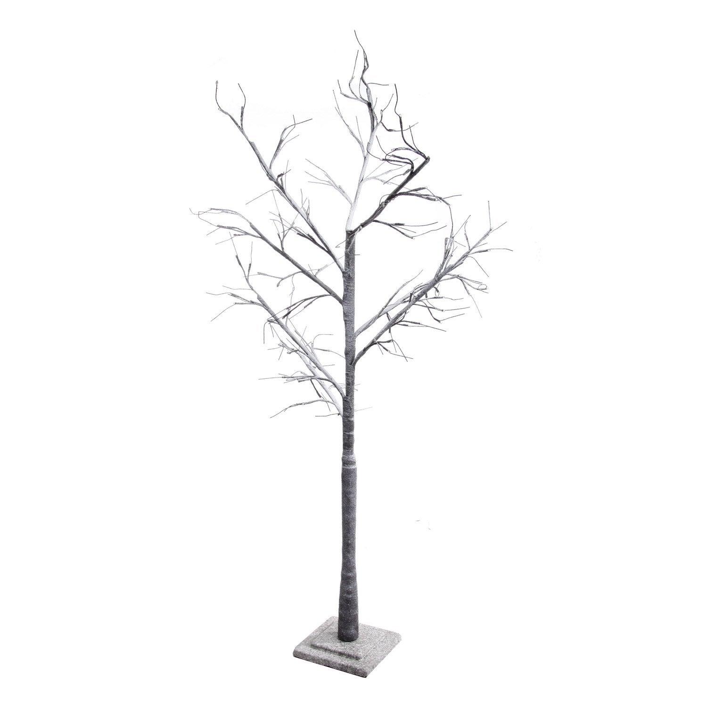 lampadaire arbre enneig led 180 cm 7 2 w leroy merlin. Black Bedroom Furniture Sets. Home Design Ideas