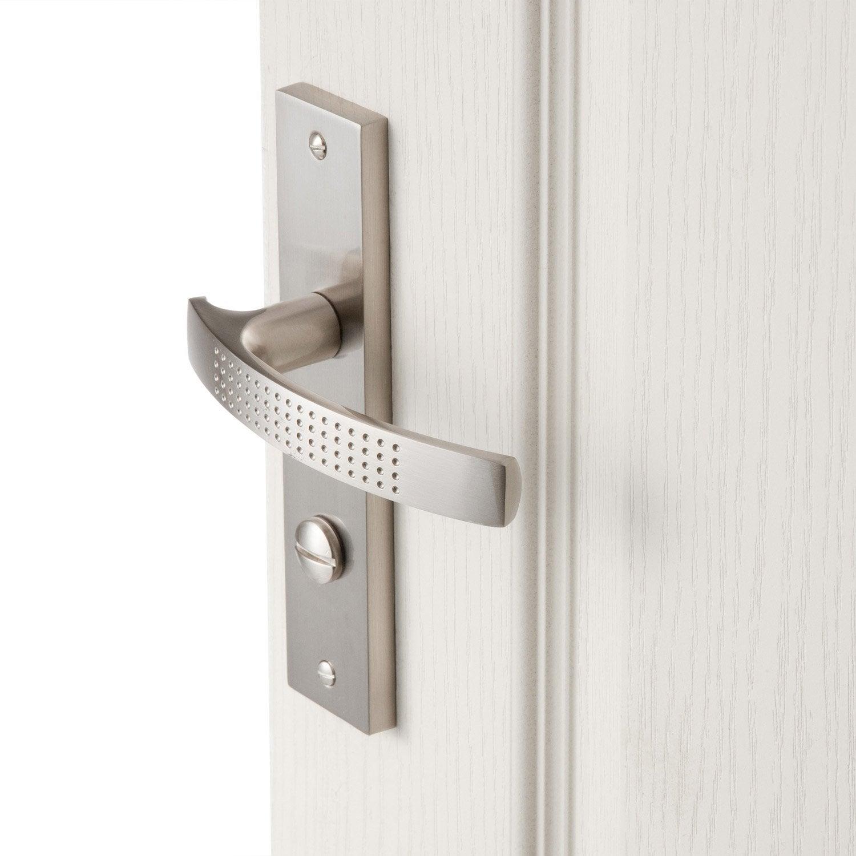 2 poign es de porte louna condamnation d condamnation for Poignees de portes interieur