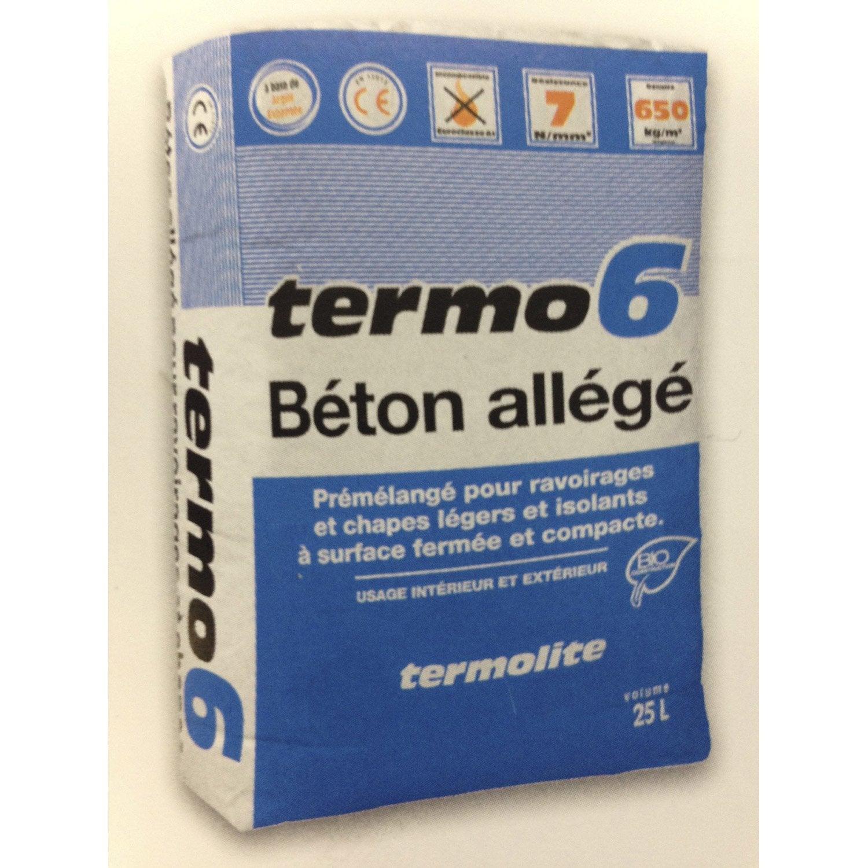B ton all g termo6 16 kg leroy merlin - Plaque beton leroy merlin ...
