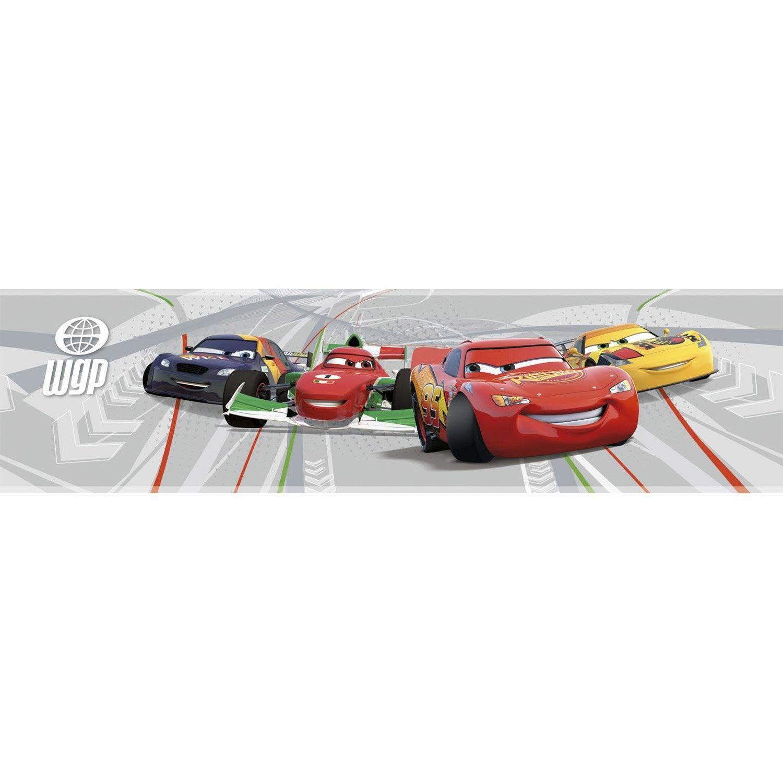 Frise Vinyle Adh Sive Cars L 5 M X Cm Leroy Merlin
