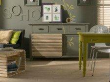 comment poser du parquet flottant leroy merlin. Black Bedroom Furniture Sets. Home Design Ideas