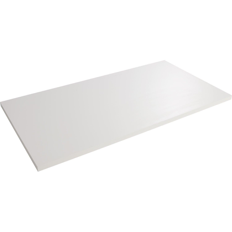 Plateau De Table Structure Alv Olaire Blanc X