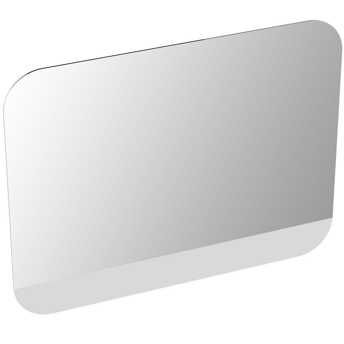 Miroir avec clairage int gr idealsmart ideal standard - Accroche miroir leroy merlin ...
