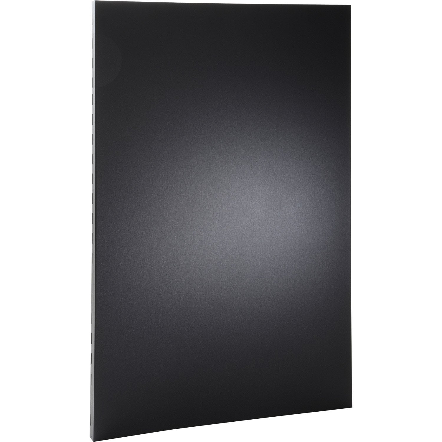 Plaque de protection murale acier equation discr tion noir for Protection murale plaque de cuisson