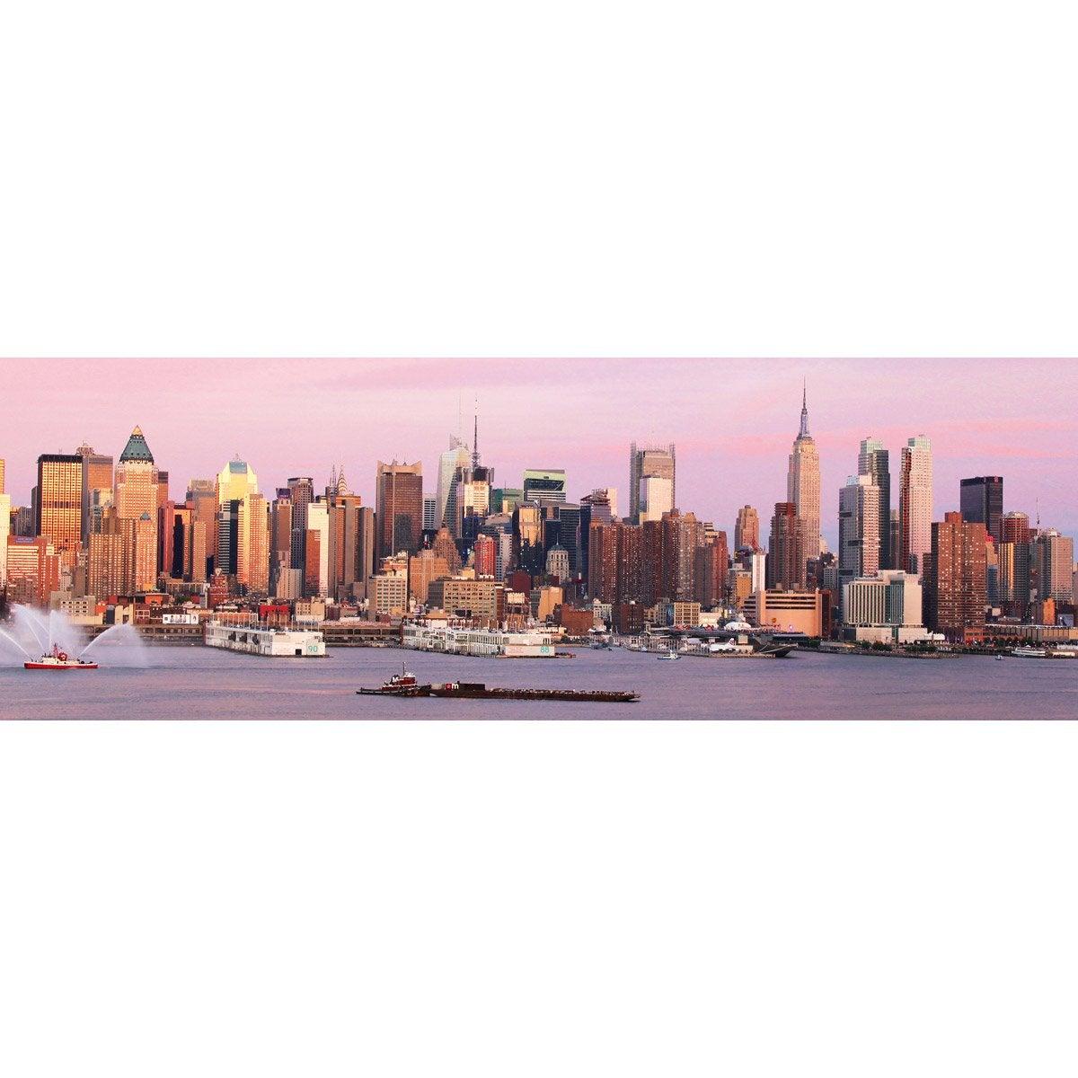 Verre imprim new york x cm leroy merlin - Carrelage new york leroy merlin ...