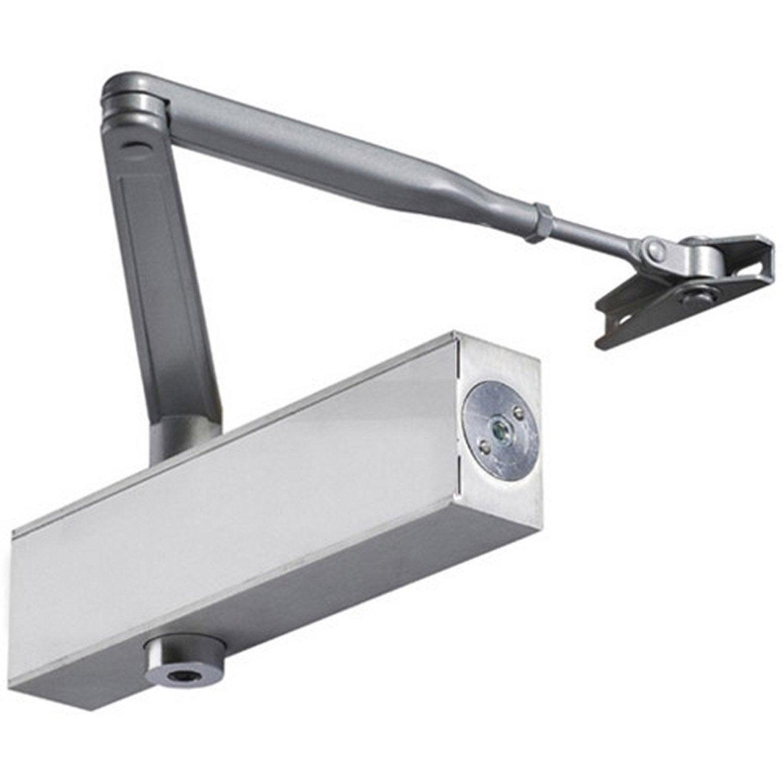 ferme-porte-a-compas-vachette-aluminium-brillant Meilleur De De Leroy Merlin Parasol Des Idées