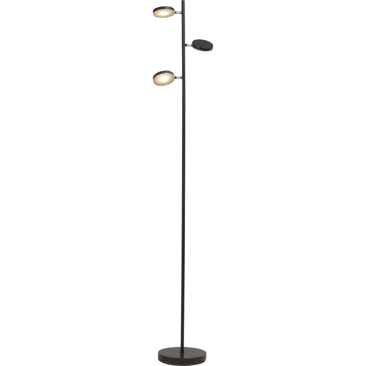 lampadaire led chlea brilliant 168 cm 6 w leroy merlin. Black Bedroom Furniture Sets. Home Design Ideas
