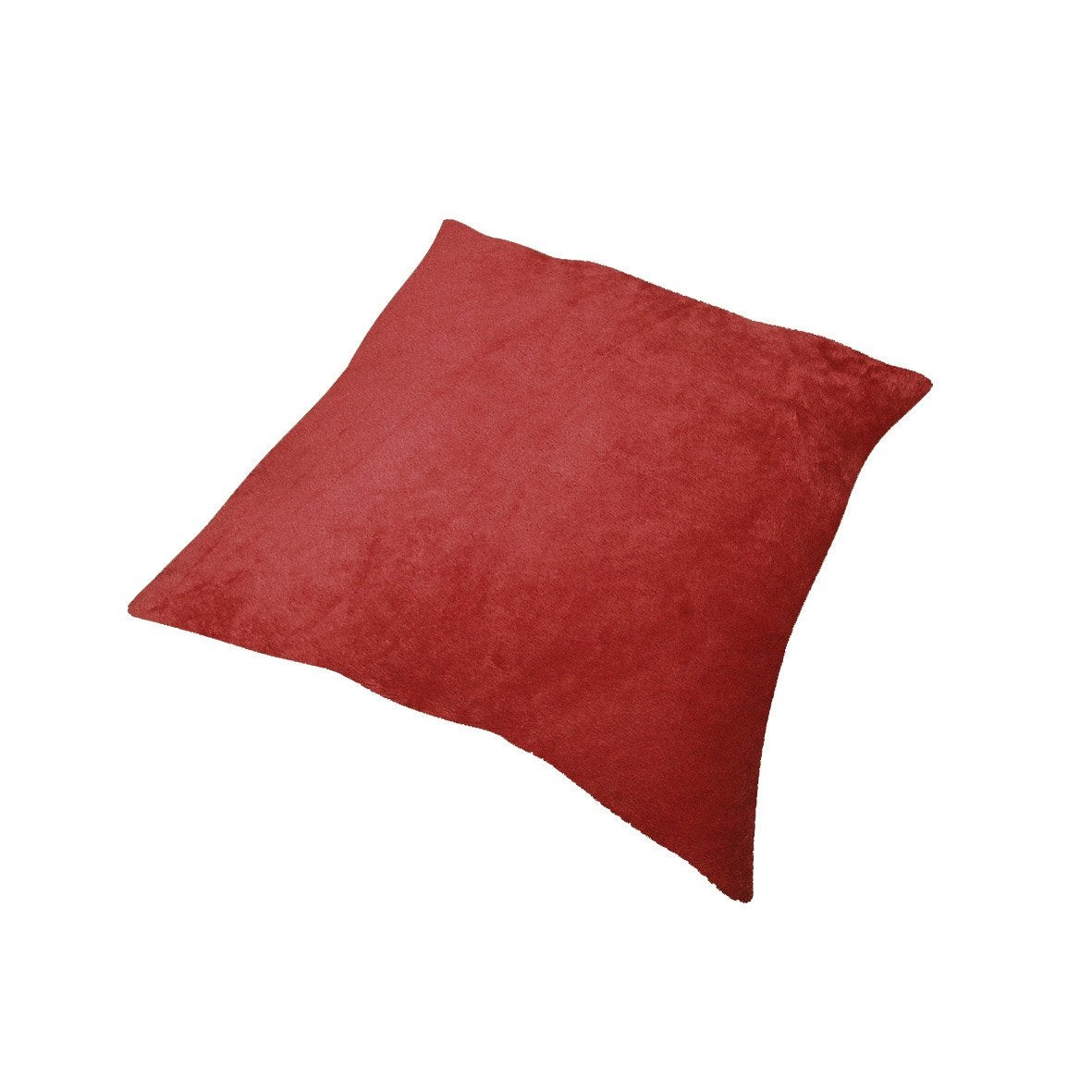 Coussin manchester inspire rouge rouge n 3 x cm leroy merlin - Leroy merlin coussin ...