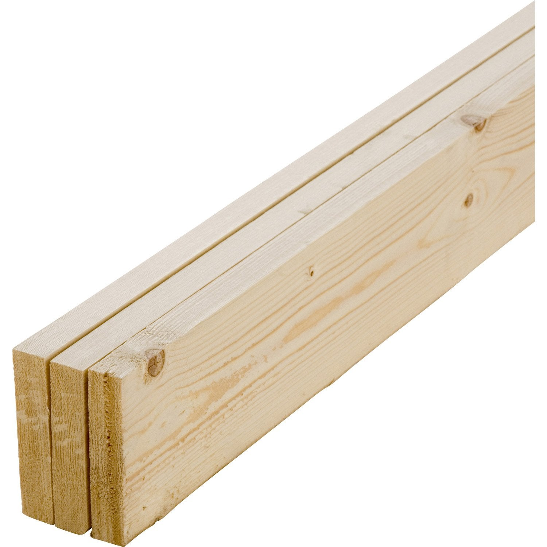 lot de 3 planches sapin brut 22 x 100 mm l 1 8 m leroy merlin. Black Bedroom Furniture Sets. Home Design Ideas