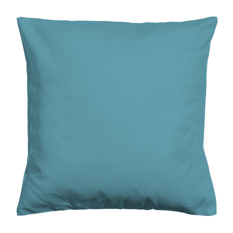 housse de coussin elema inspire bleu canard x. Black Bedroom Furniture Sets. Home Design Ideas