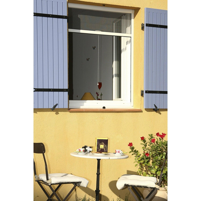 moustiquaire et rideau de porte