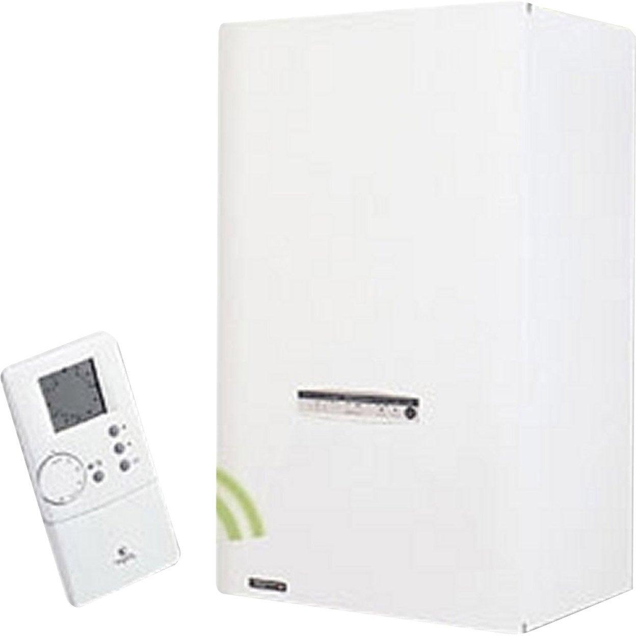 Chaudi re gaz condensation instantan e frisquet hydromotrix leroy merlin - Chaudiere gaz condensation prix ...