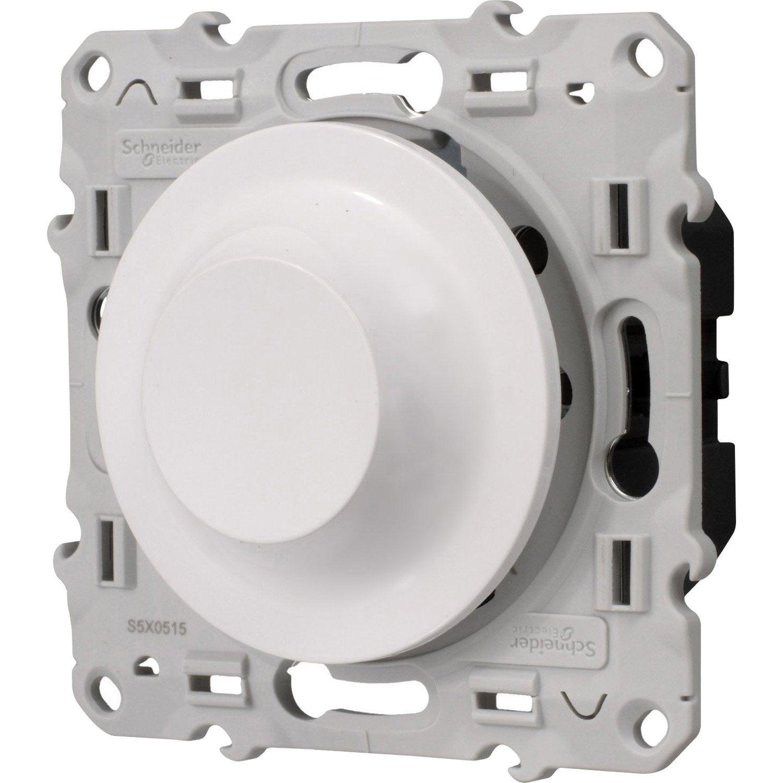 variateur odace schneider electric blanc 18 Inspirant Table Haute De Cuisine Avec Rangement Zat3