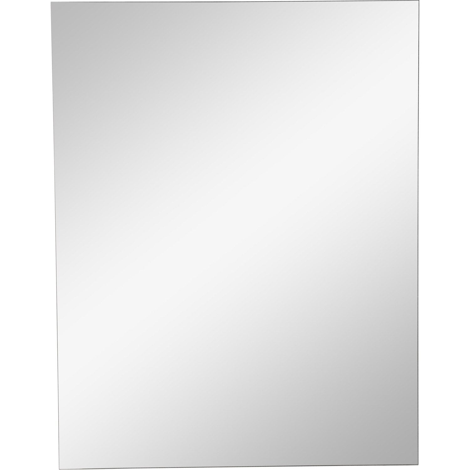 Miroir modulo composer sensea x cm leroy merlin for Grand miroir leroy merlin