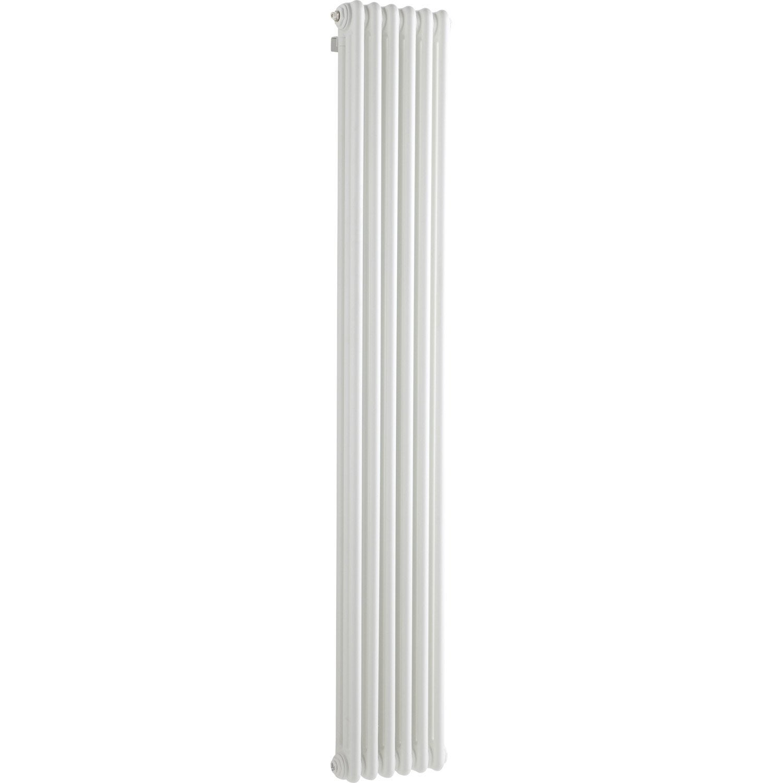 radiateur chauffage central acier tesi 3 blanc. Black Bedroom Furniture Sets. Home Design Ideas