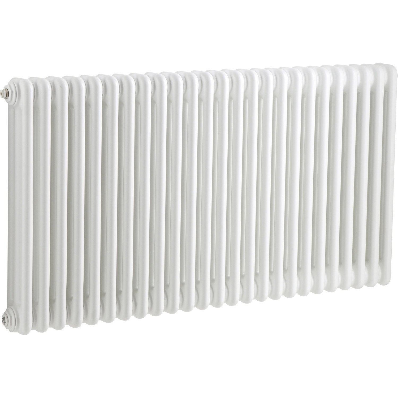 radiateur chauffage central tesi blanc cm 1515 w leroy merlin. Black Bedroom Furniture Sets. Home Design Ideas