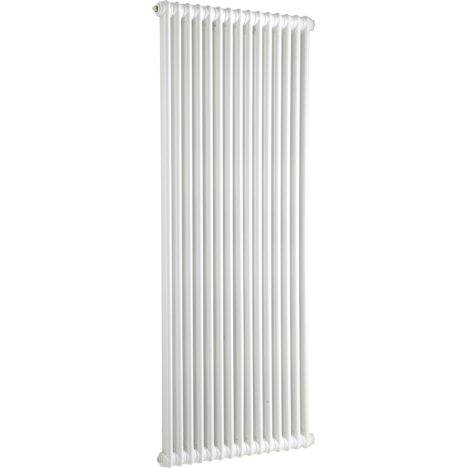 radiateur chauffage central acier tesi 2 blanc 1864w leroy merlin. Black Bedroom Furniture Sets. Home Design Ideas