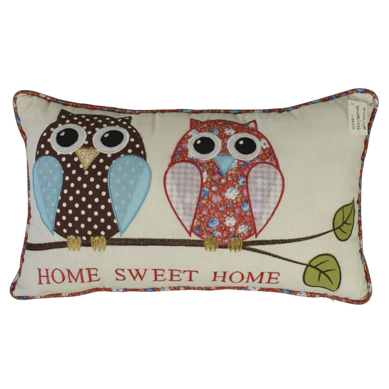 coussin sweet multicouleur x cm leroy merlin. Black Bedroom Furniture Sets. Home Design Ideas