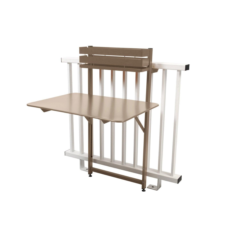 table de jardin fermob bistro rectangulaire muscade 2. Black Bedroom Furniture Sets. Home Design Ideas