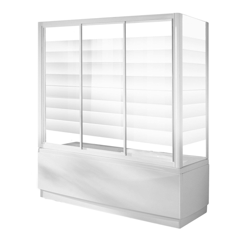 Plexiglas blanc castorama beautiful porte coulissante for Vitre plexiglass castorama