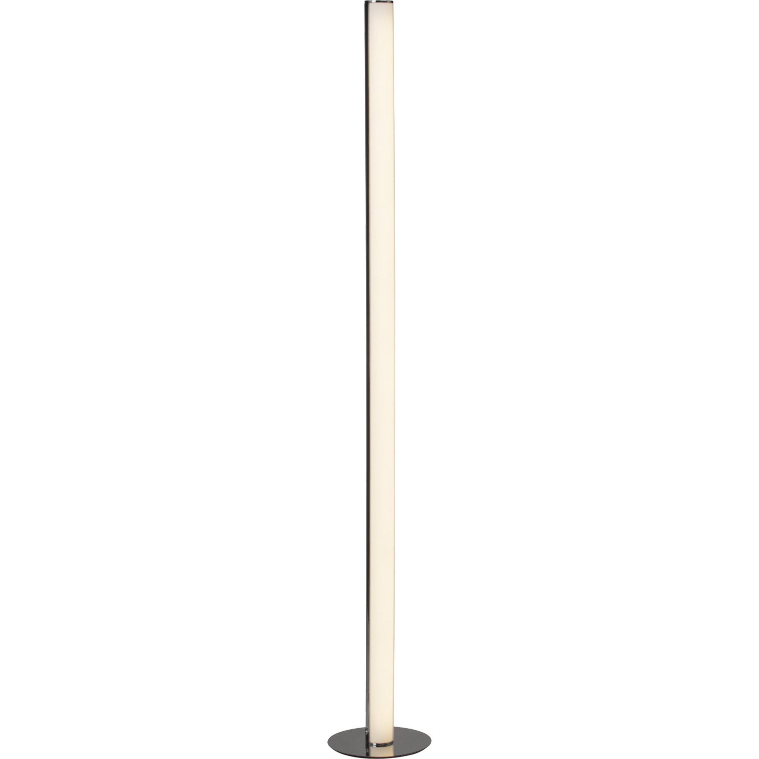 lampadaire led tube brilliant 142 cm 30 w leroy merlin. Black Bedroom Furniture Sets. Home Design Ideas