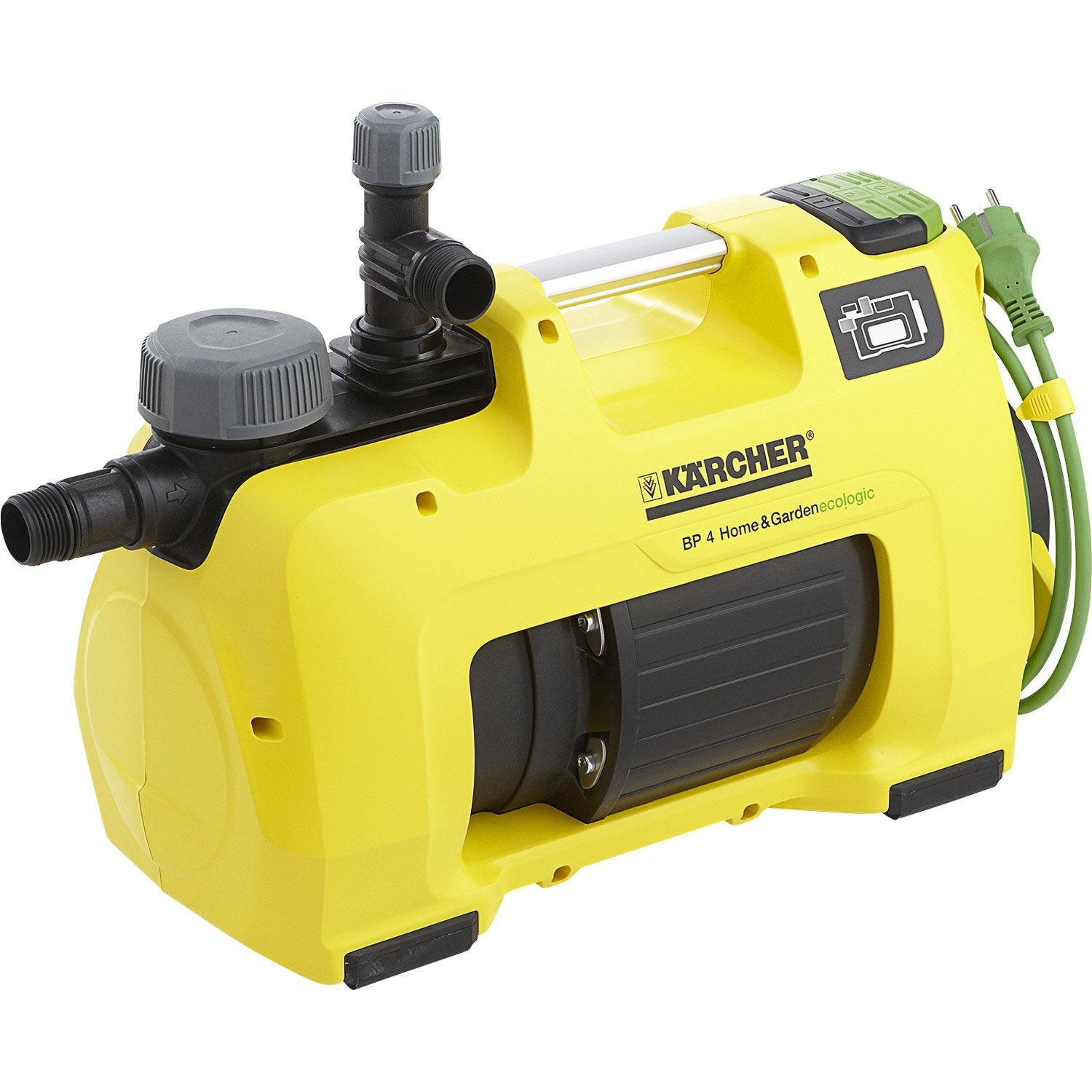 Pompe arrosage automatique karcher bp4 home and garden - Pompe avec surpresseur ...