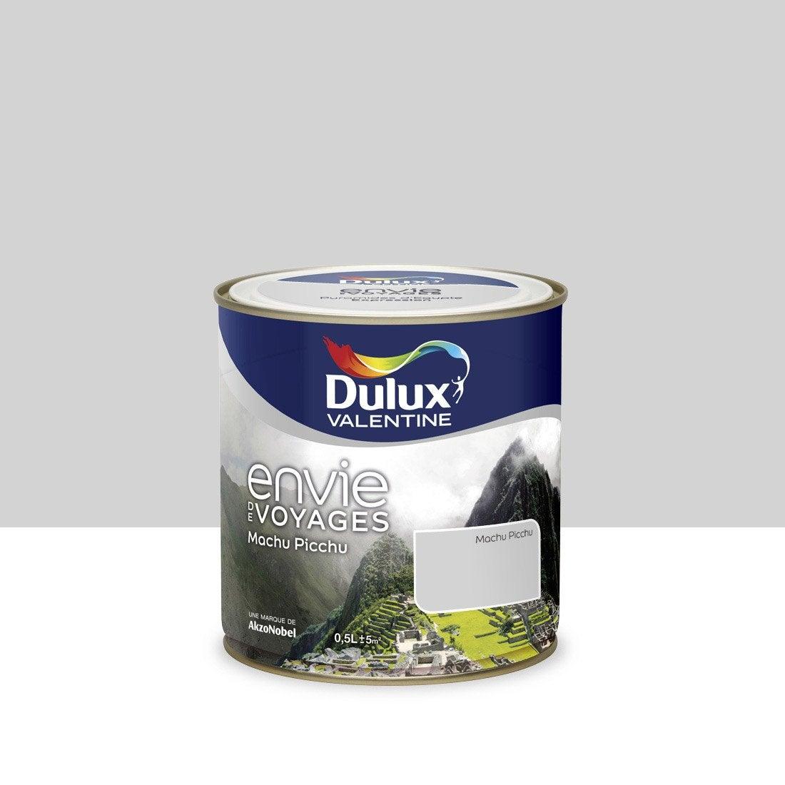 peinture beige machu picchu clair dulux valentine envie de voyage 0 5 l leroy merlin. Black Bedroom Furniture Sets. Home Design Ideas