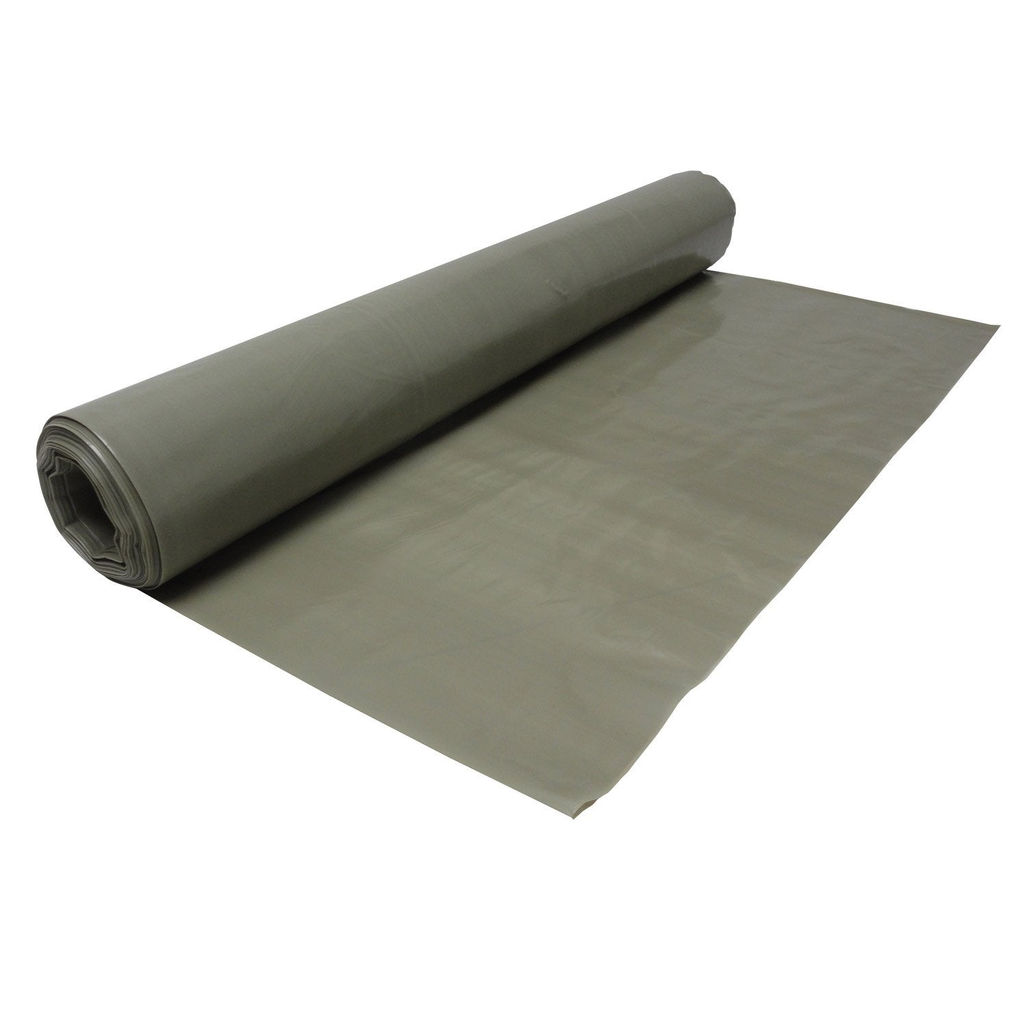 Film sous dalle polyethyl ne 10 x 4 m leroy merlin for Bache pour tonnelle leroy merlin