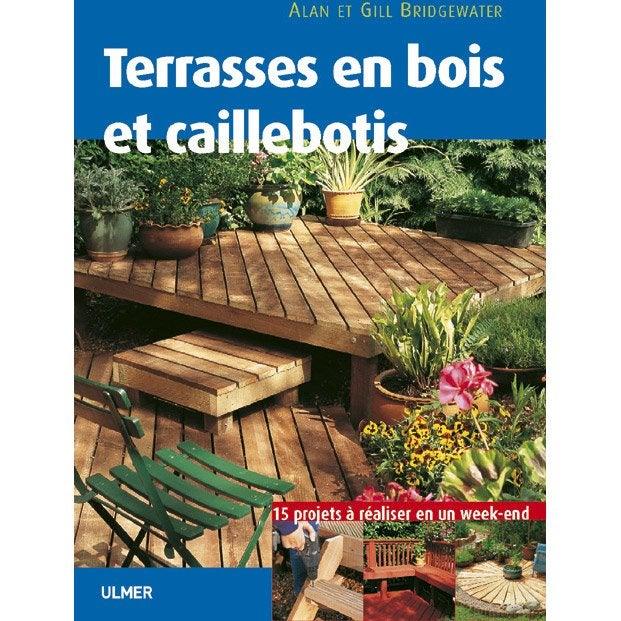 Terrasses en bois et caillebotis, Ulmer  Leroy Merlin