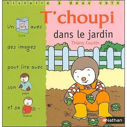 T 39 choupi dans le jardin nathan jeunesse leroy merlin - Les produits menagers utilises dans le jardin ...