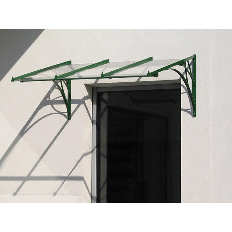 marquise en fer pr peint breteuil haut 65cm leroy merlin. Black Bedroom Furniture Sets. Home Design Ideas