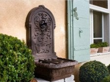 comment installer une fontaine murale leroy merlin. Black Bedroom Furniture Sets. Home Design Ideas