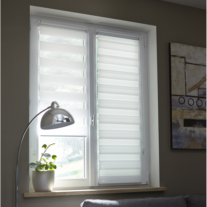 store enrouleur jour nuit polyester coffre alu inspire. Black Bedroom Furniture Sets. Home Design Ideas
