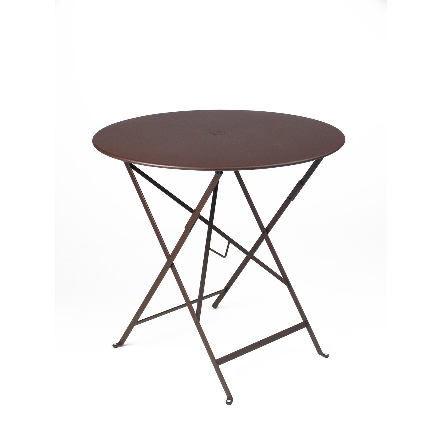 Table de jardin ronde bistro fermob leroy merlin - Table bistro jardin ...