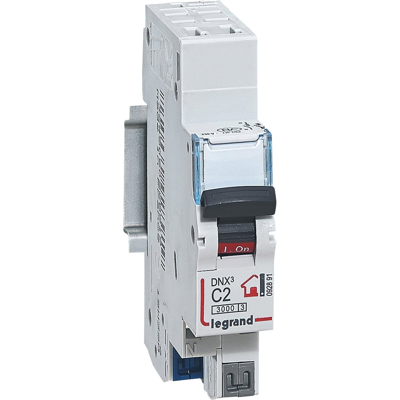 Cheap voir duautres produits disjoncteur phase neutre legrand a with schma contacteur jour nuit - Contacteur chauffe eau legrand ...