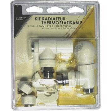 kit thermostatique prix kit thermostatique. Black Bedroom Furniture Sets. Home Design Ideas